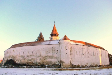 Prejmer Fortified Church, part of the Saxon heritage