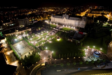 Iasi city - legendary capital of the old Moldavia province, cultural wonder, fantastic tourist attraction. Credits palasiasi.ro