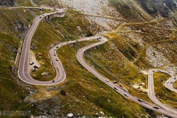 Transfagarasan Road. Photo by Adrian Petrisor, www.adrianpetrisor.ro