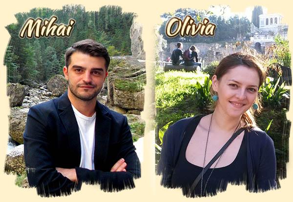 Olivia si Mihai