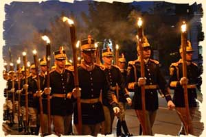 Romania Armed Forces Day. Romania Festivals