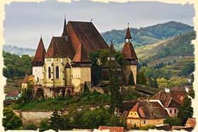 Biertan Visit Transylvania