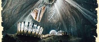 Salina Turda salt mine - Transylvania, Romania