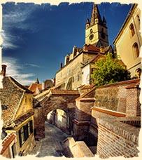 Sibiu Romania Visit Transylvania