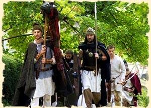 Visit Romania - Dacians