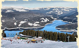 Winter in Romania - Transalpina ski resort