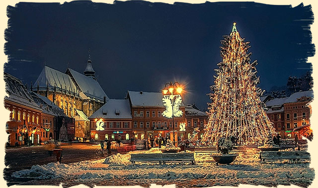 Christmas Markets in Romania Brasov