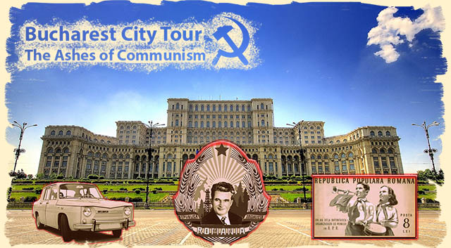 Bucharest Private Tour Communist