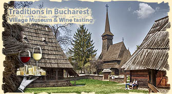Bucharest private tour wine tasting