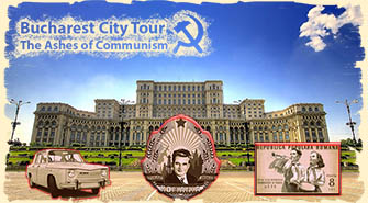 Private tour Bucharest Communism