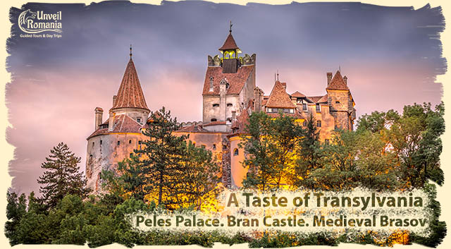 Transylvania castles private tour Bucharest