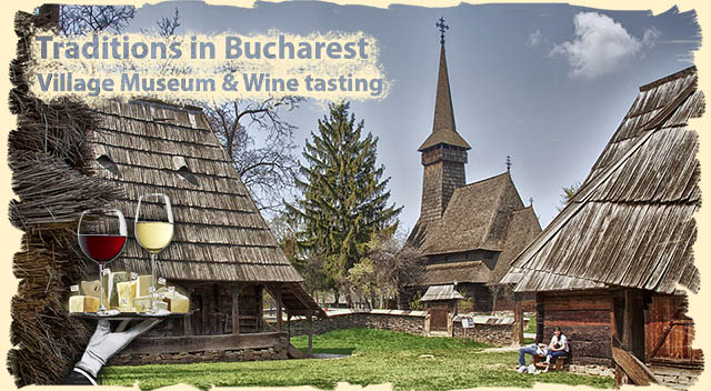 Private wine tasting tour in Bucharest