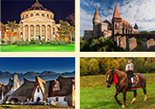 Itinerary Romania 7 days tailor-made