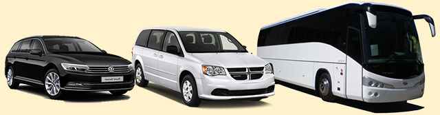 Rent a car, bus, minivan Bucharest
