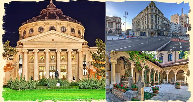 Romania Bucharest tour