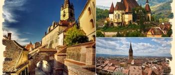 Sibiu Biertan Transylvania