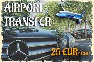 private airport transfer bucharest otopeni