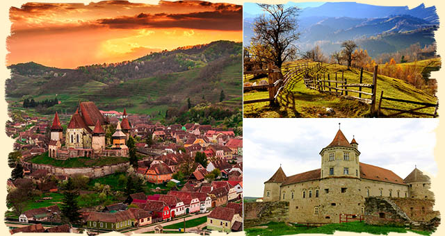 Biertan Church Fagaras Fortress Romania itinerary