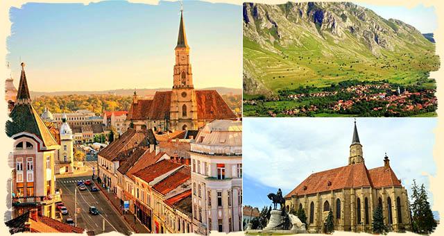 Rimetea Village Cluj Napoca Romania itinerary